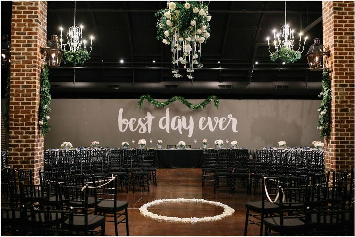 Wedding reception venues in memphis tn the knot the quonset junglespirit Gallery