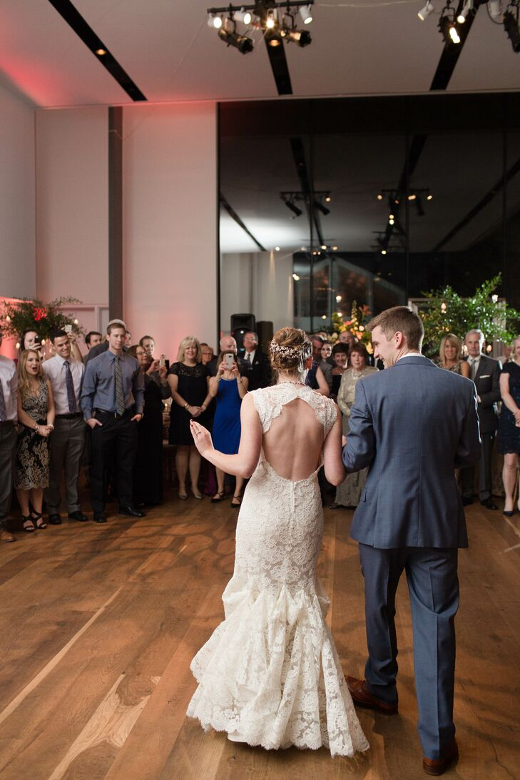 First Dance at The James A. Michener Art Museum