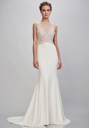 THEIA 890516 A-Line Wedding Dress