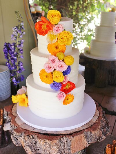 Wedding Cake Bakeries in Fresno, CA - The Knot