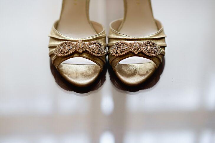 2360f776f81 Ivanka Trump Wedding Shoes