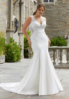 Morilee by Madeline Gardner/Julietta Sunny 3287 Mermaid Wedding Dress