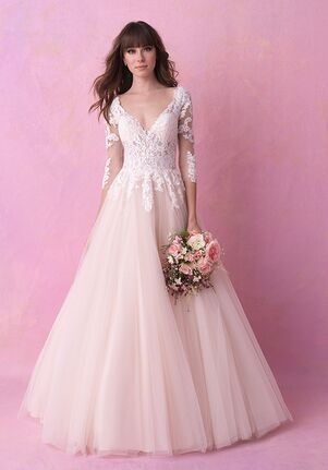 Allure Romance 3154 Ball Gown Wedding Dress