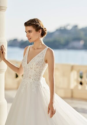 Aire Barcelona IRIDIA Ball Gown Wedding Dress