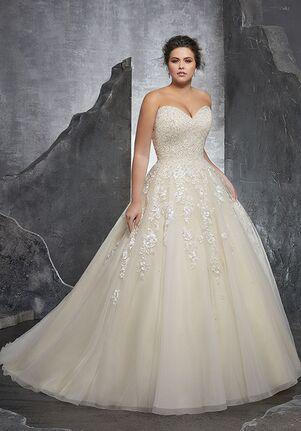 Morilee by Madeline Gardner/Julietta Kasmira/3238 Ball Gown Wedding Dress