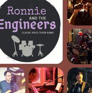 Hazlet, NJ Rock Band | Ronnie & the Engineers