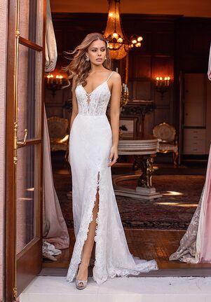 Simply Val Stefani FAYE Mermaid Wedding Dress