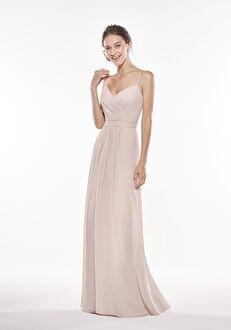 JASMINE P196006 V-Neck Bridesmaid Dress