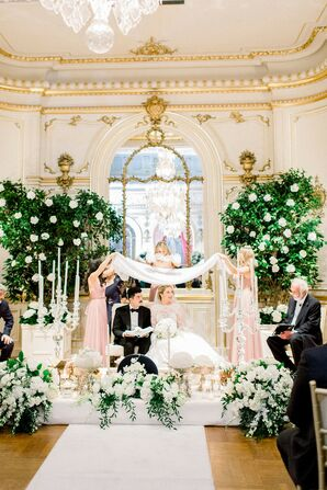 Glamorous Persian Ceremony at Cosmos Club in Washington, D.C.