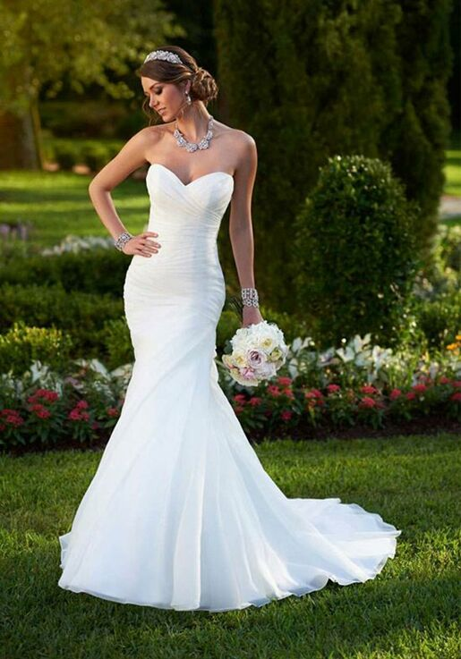 d7bd1058eea Stella York 6042 Wedding Dress - The Knot