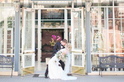 The Saulnier's Wedding Photography