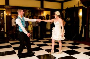 Gramercy Mansion First Dance