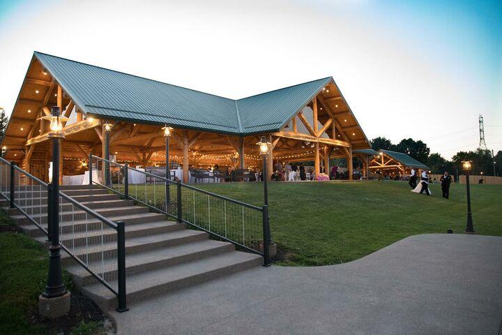 The Gathering Place At Darlington Lake Reception Venues
