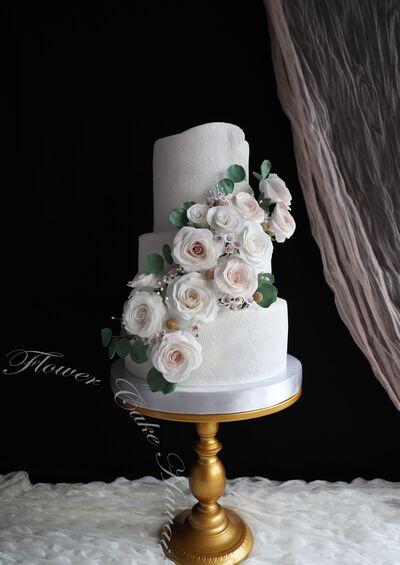 Flower Cake Hawaii