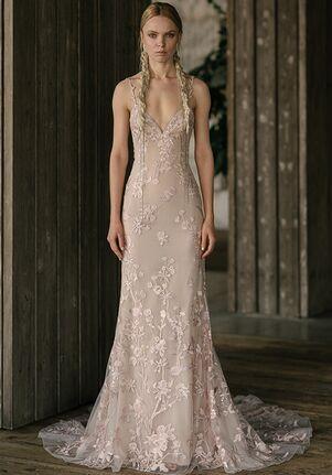 Rivini by Rita Vinieris Nightengale Sheath Wedding Dress