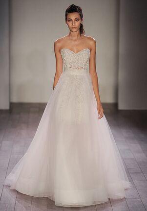 Jim Hjelm 8613 Sheath Wedding Dress