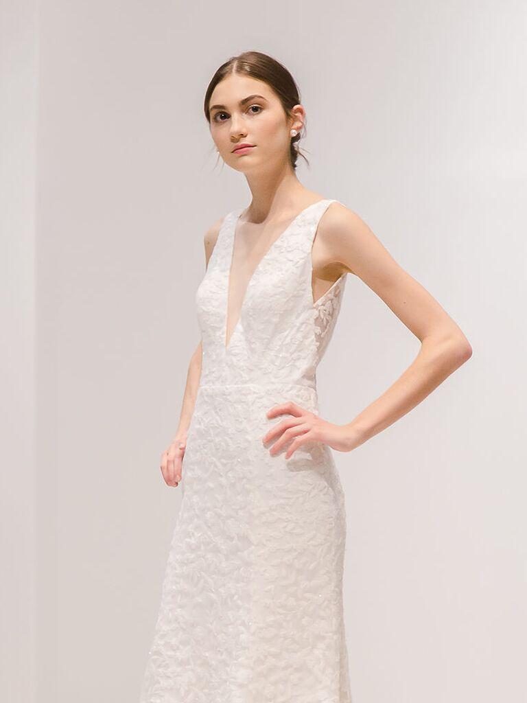 609aabac8aec2 Floral Bridesmaid Dresses Jenny Yoo - raveitsafe
