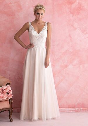 Allure Romance 2802 A-Line Wedding Dress
