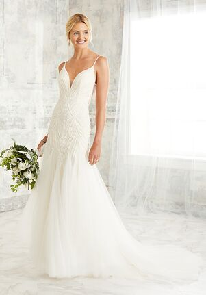 Adrianna Papell Platinum 31129 Wedding Dress