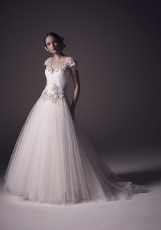 Amaré Couture C104 Adriana Ball Gown Wedding Dress