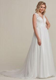 Avery Austin Summer A-Line Wedding Dress