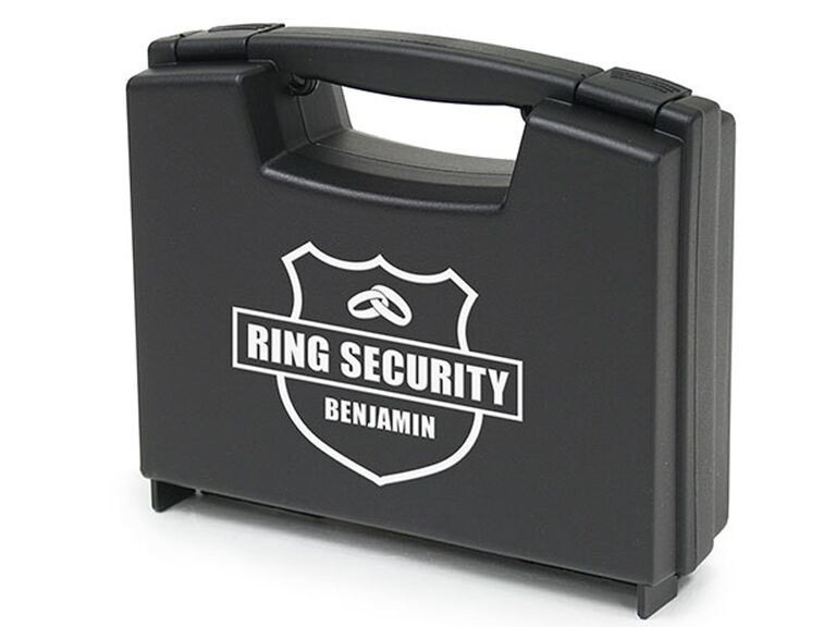 ring bearer briefcase kids