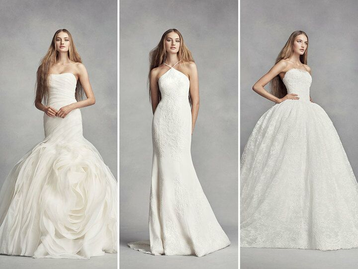 Vera Wang Tells Us Why Your Venue Should Inform Your Wedding Dress