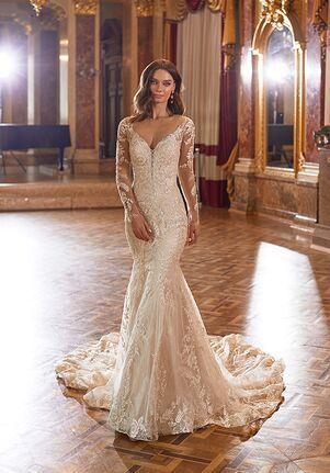 Moonlight Couture H1479 Mermaid Wedding Dress