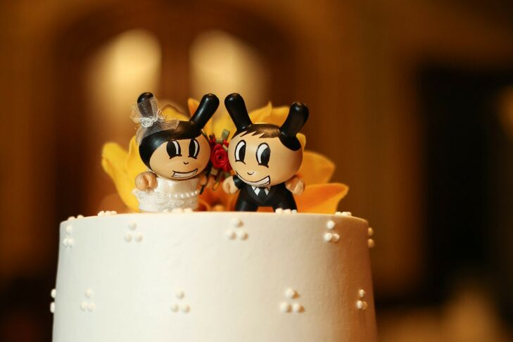 Custom Cartoon Figure Cake Toppers