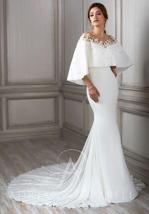 Adrianna Papell Platinum Erin Mermaid Wedding Dress