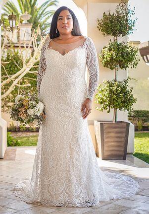 Jasmine Bridal F221066N Mermaid Wedding Dress