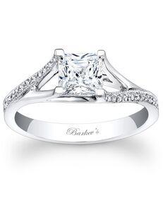 Barkev's Princess Cut Engagement Ring