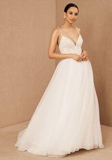 BHLDN Hemingway Gown Ball Gown Wedding Dress