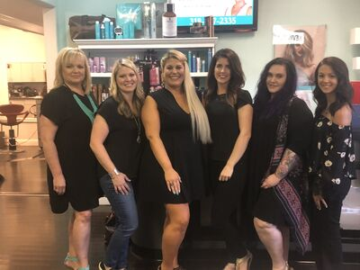 Waves of Color Salon and Spa