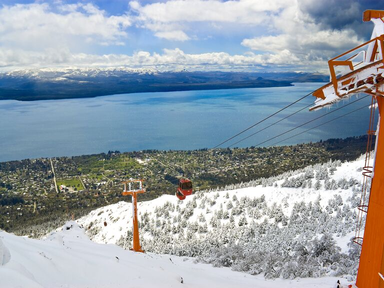 Bariloche Argentina honeymoon destination