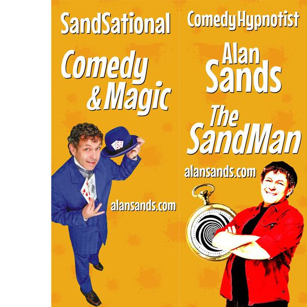 NE Comedy Hypnosis & Magic The SandMan - Hypnotist - Omaha, NE