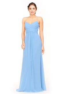 Bari Jay Bridesmaids 1962 V-Neck Bridesmaid Dress