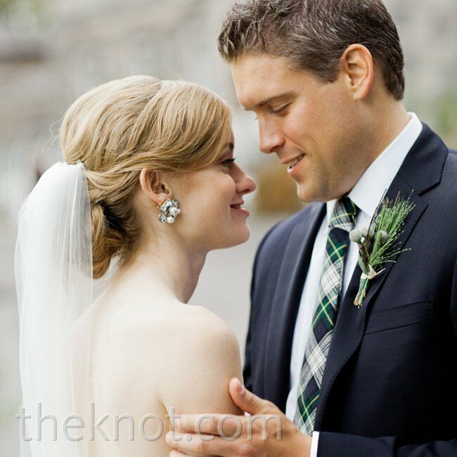 The Bride Nichole Morford, 30, managing editor at Summit Business Media The Groom Andrew Altorfer, 33, a technology investment banker The Date Septemb