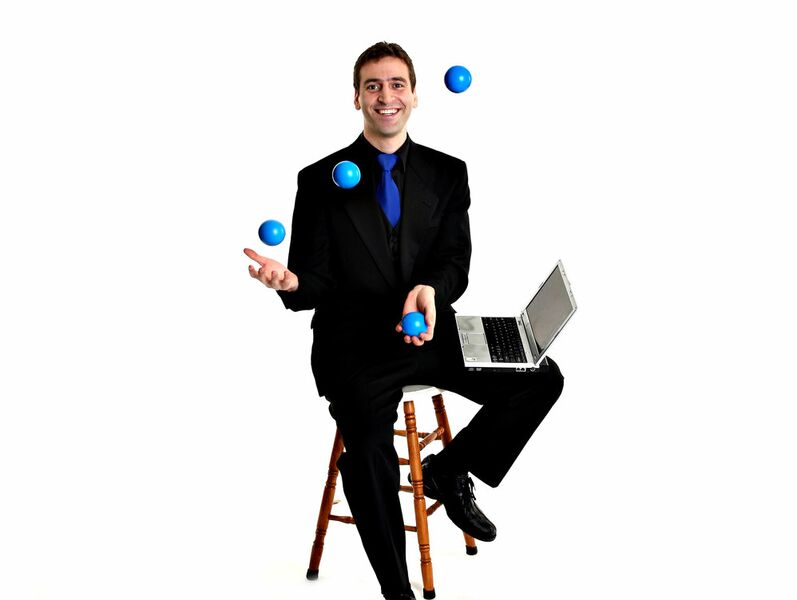 """Have a Ball!"" Virtual Team Building & Keynotes - Keynote Speaker - Nashville, TN"