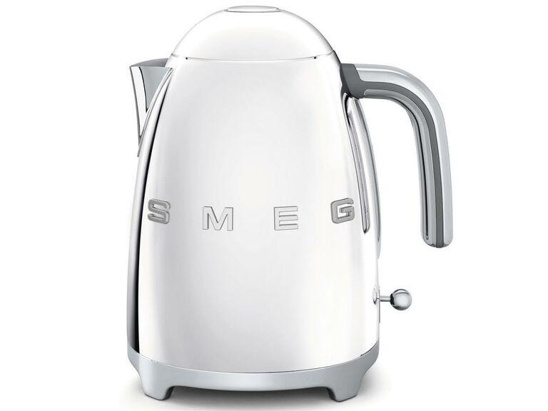 SMEG tea kettle, $180, Williams-Sonoma.com