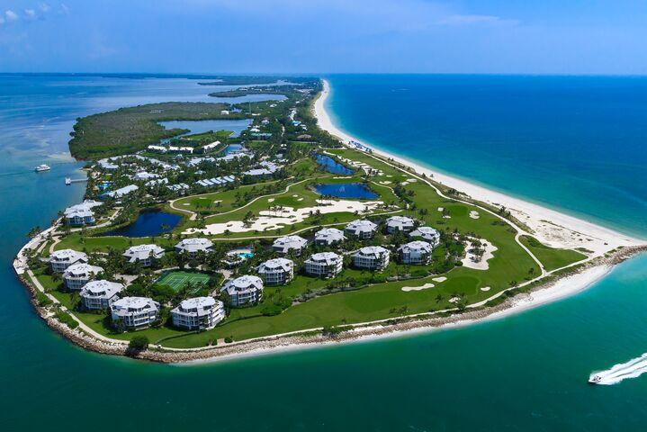 Palm Island Resort Florida Map
