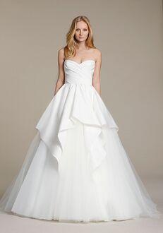 Jim Hjelm 8606 Ball Gown Wedding Dress