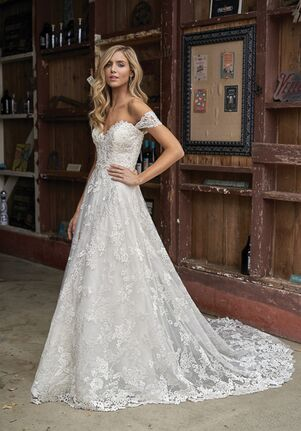 Jasmine Bridal F211013 Ball Gown Wedding Dress