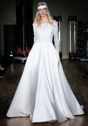 Alyne by Rita Vinieris Billie Jean Ball Gown Wedding Dress