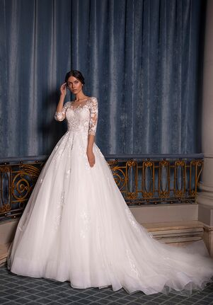 PRONOVIAS PRIVÉE GISH Ball Gown Wedding Dress