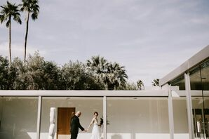 Modern Wedding in Palm Springs