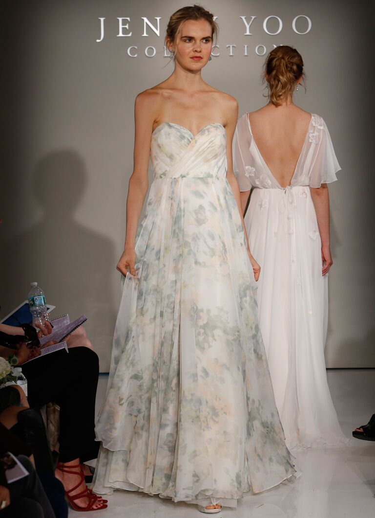 Jenny Yoo 2016 Collection: Bridal Fashion Week Photos