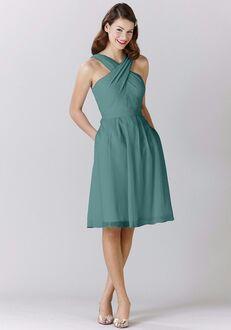Kennedy Blue Audrey V-Neck Bridesmaid Dress