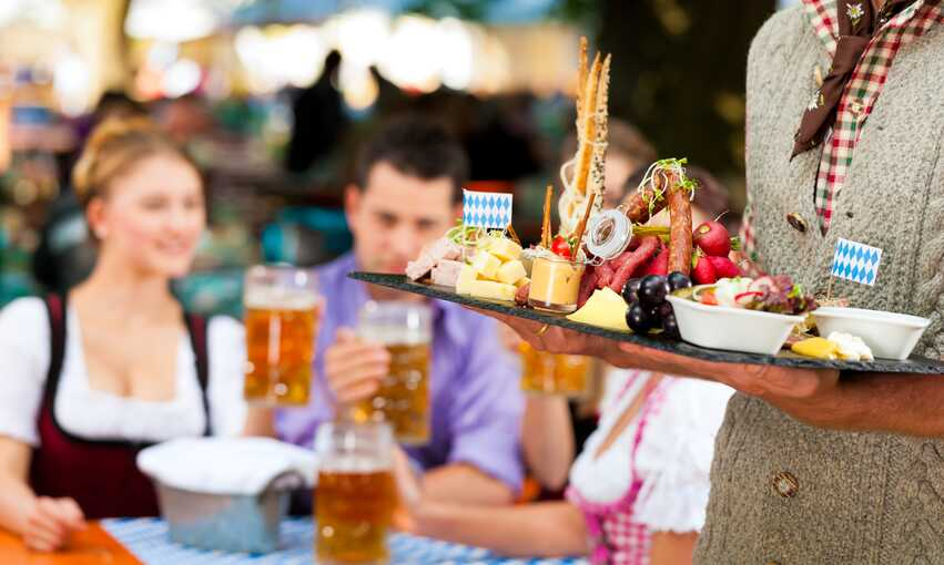 Oktoberfest party themed inspiration and ideas