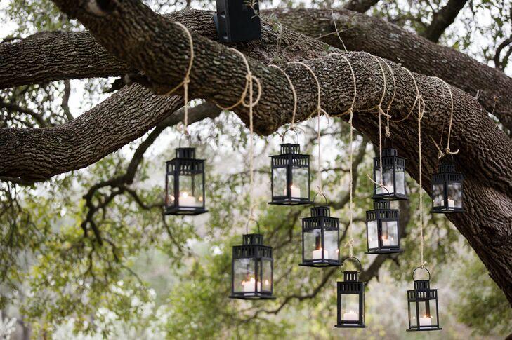 Outdoor Hanging Lantern Lighting